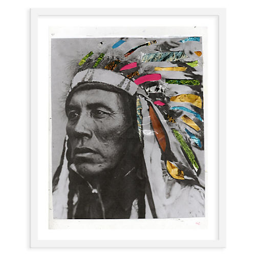 Ben Giles, Headdress