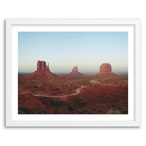 Kevin Russ, Southwest Morning Landscape