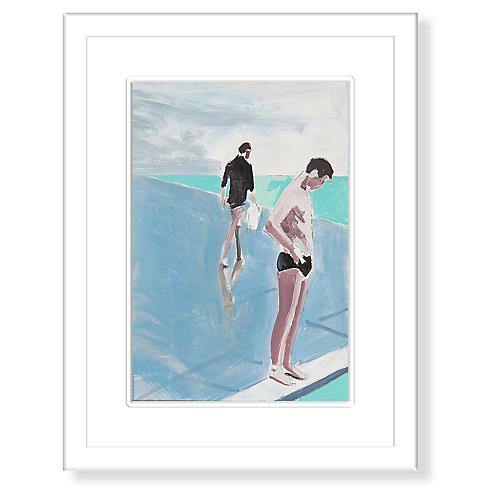 Jessica Brilli, Swimmers