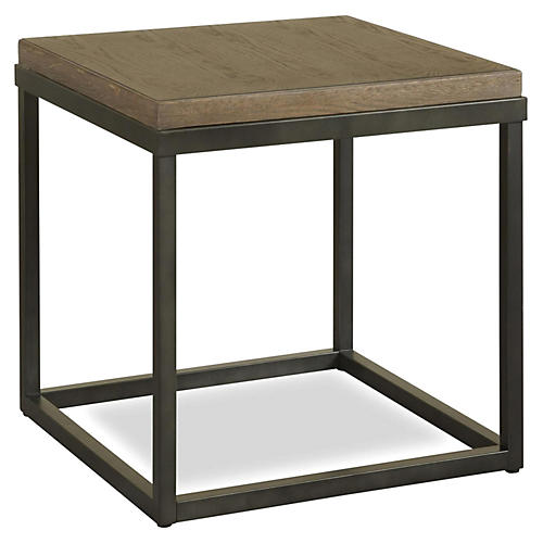 Curtis Side Table, Natural