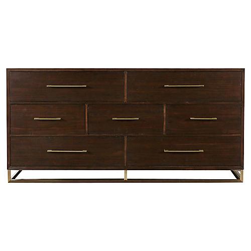 Bancroft Dresser, Mahogany