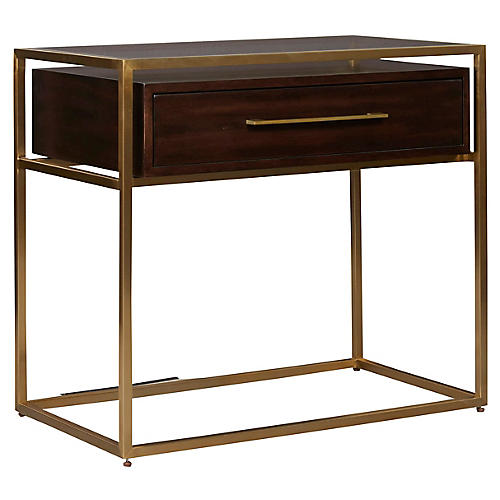 Bancroft Nightstand, Java