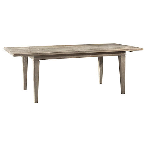Digby Dining Table, Gray