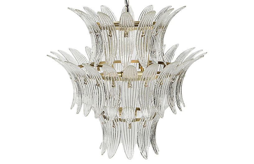 King chandelier brass noir brands one kings lane lblttexttthumbnailimage noir king chandelier aloadofball Choice Image