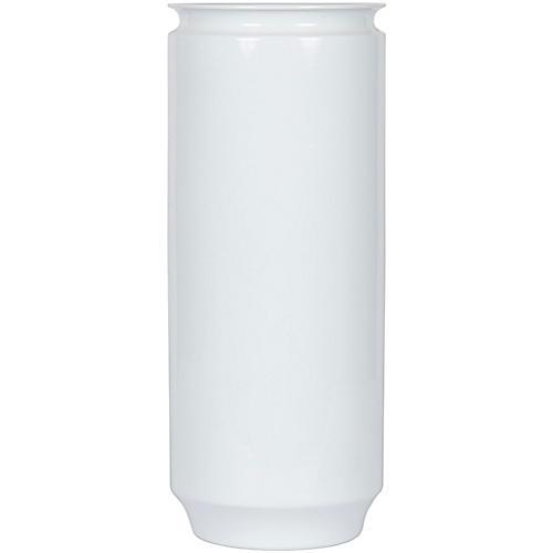 "24"" Eros Vase, White"