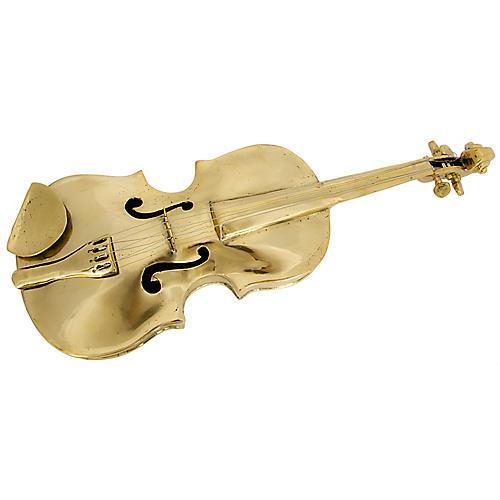 "20"" Violin Accent, Brass"