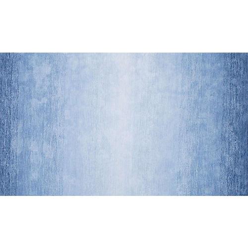 Bernetta Ombré Rug, Blue