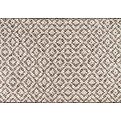Marybelle Outdoor Rug, Beige