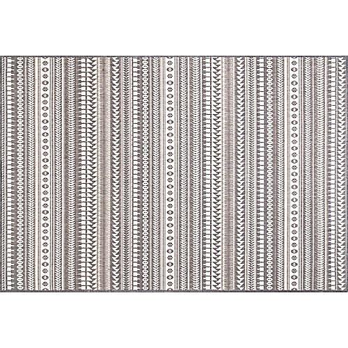 Teofila Outdoor Rug, Gray