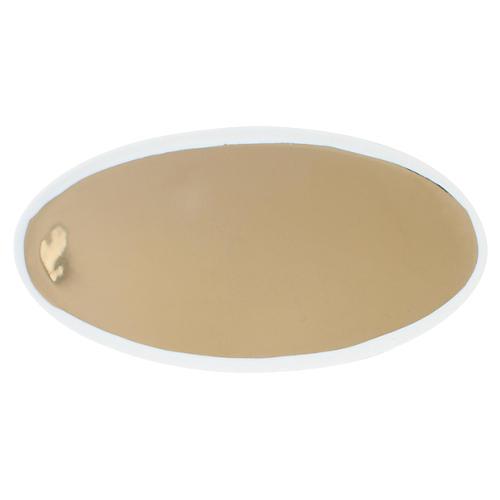 Dauville Oval Platter, Gold