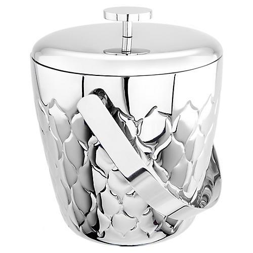 Noella Ice Bucket, Silver