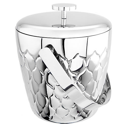 Noella Ice Bucket, Silver