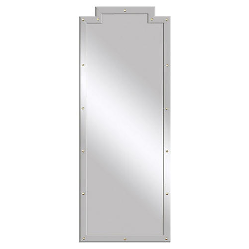 Lynda Floor Mirror, Smoke