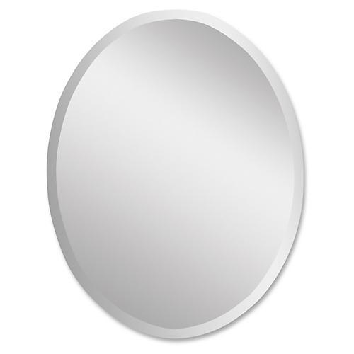 Capetown Wall Mirror, Mirrored