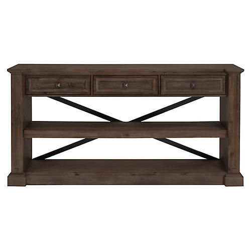 Willis Console, Rustic Java