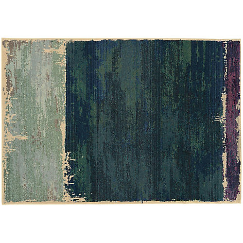 Expressions 5501g Rug, Blue