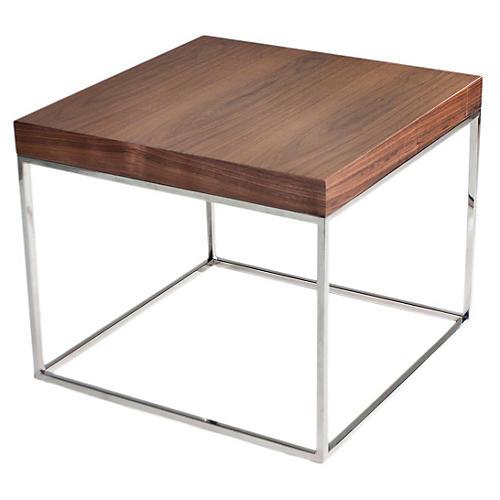 Fred Side Table, Walnut