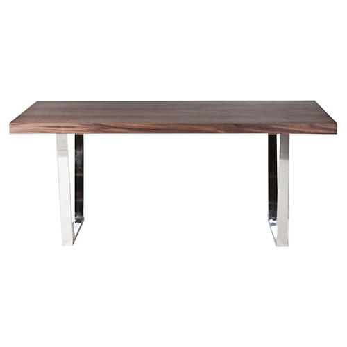 """Orchard 71"""" Dining Table, Walnut"""