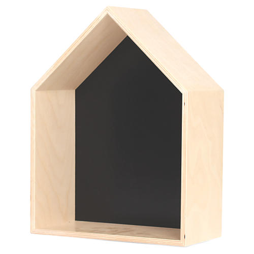 House Kids' Shelf, Black