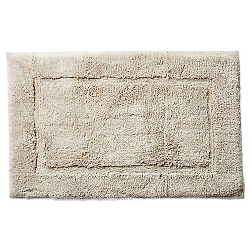 Tiffany Bath Rug, Beige