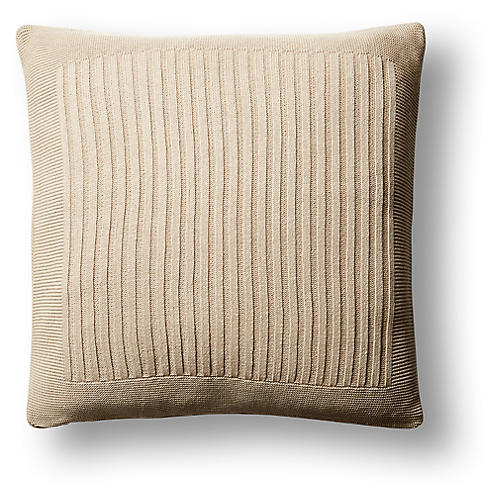 Captiva 20x20 Pillow, Gold
