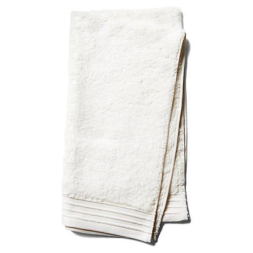 Plaza Hand Towel, Ivory