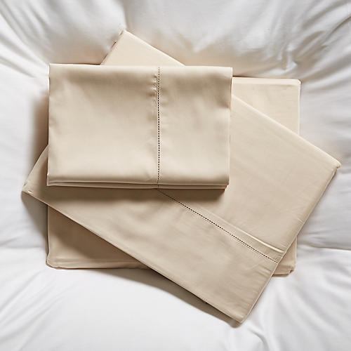 Madison Sheet Set, Wheat