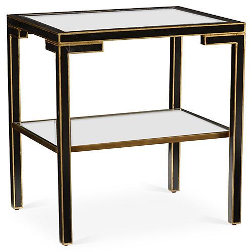 Martin Side Table, Black