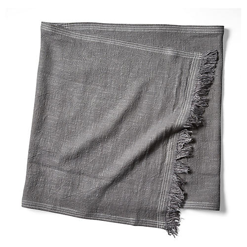 S/2 Jules Table Runners, Slate