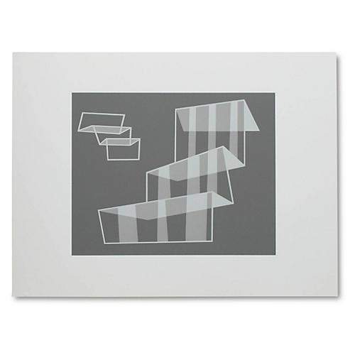 Josef Albers, Portfolio 2, Folder 1B