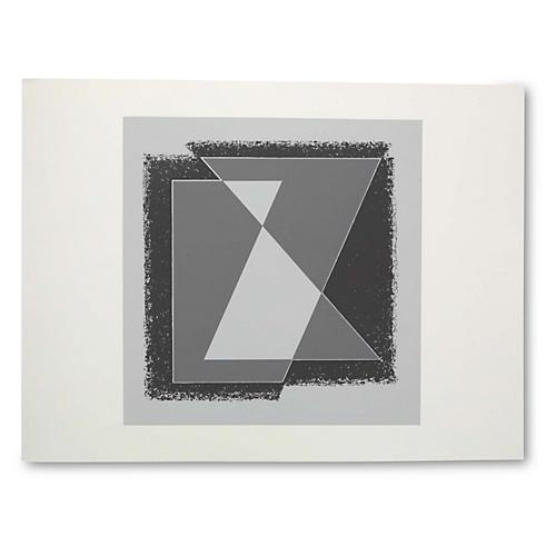 Josef Albers, Portfolio 2, Folder 32A