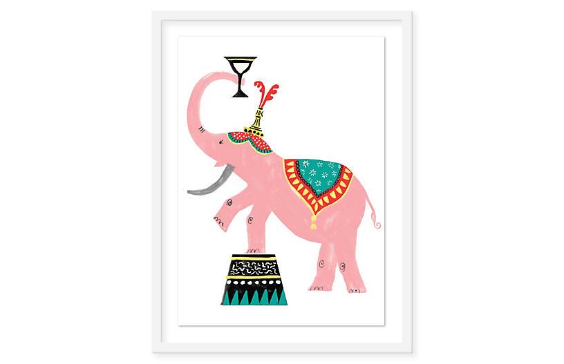 Danielle Kroll, Elephants Forget