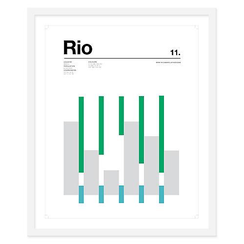Nick Barclay, Rio