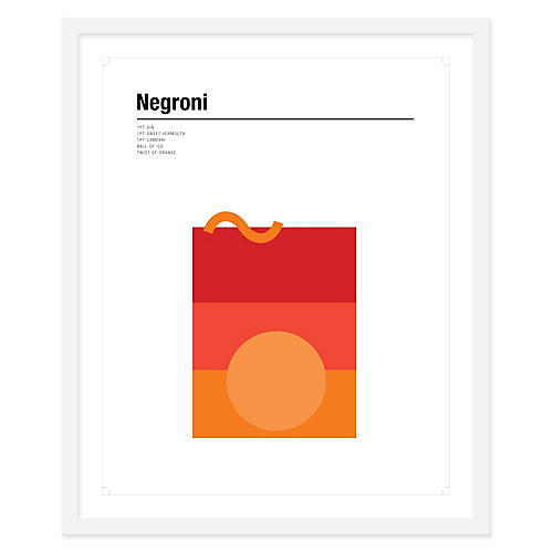 Nick Barclay, Negroni