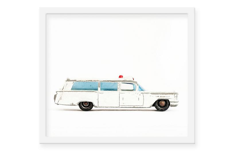 Leslee Mitchell, Ambulance