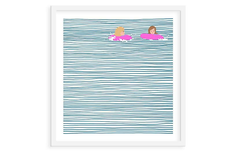 Jorey Hurley, Floating Girls