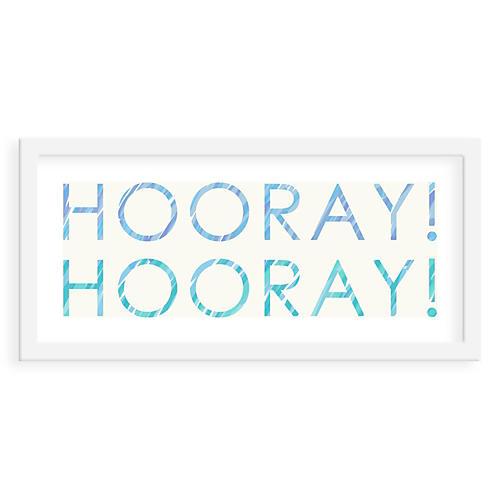 Hooray, Jorey Hurley