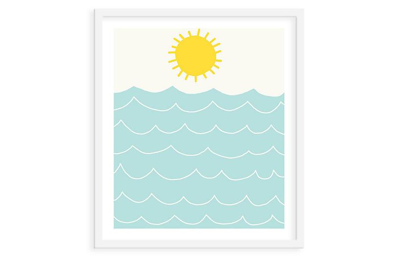 Jorey Hurley, Waves and Sunshine
