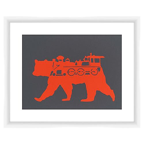 Rankin Willard, Trained Bear