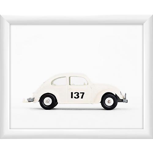 Volkswagen Beetle, Leslee Mitchell