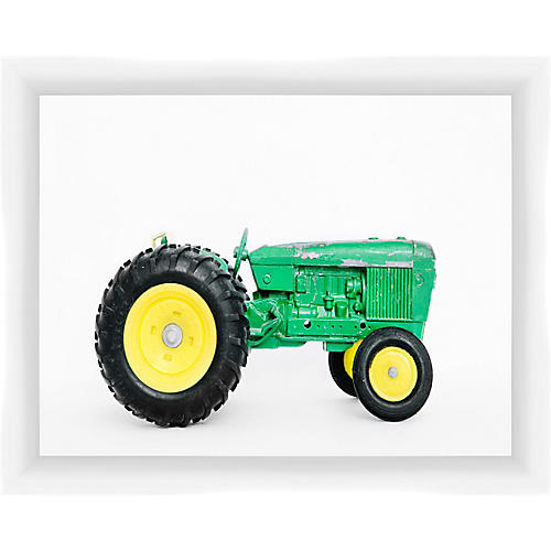 Leslee Mitchell, Tractor