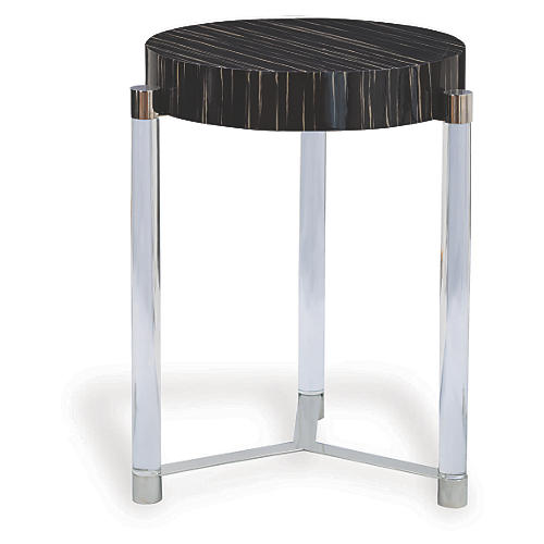 Maxwell Side Table, Black