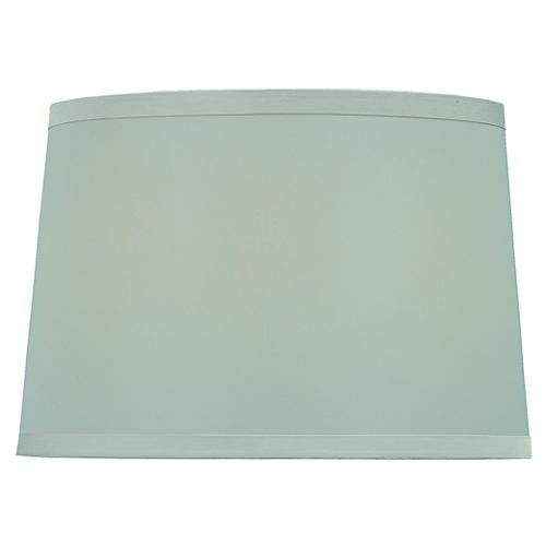 Hardback Lamp Shade, Seafoam