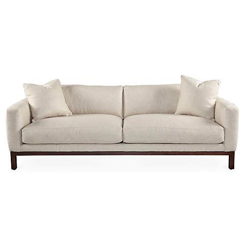 "Butler 93"" Sofa, Wheat"