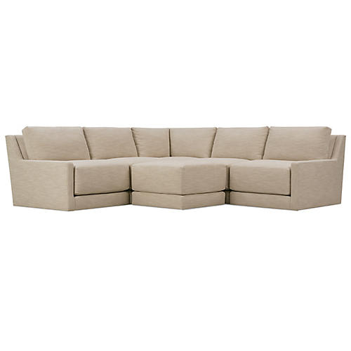 Lyall Sectional, Wheat