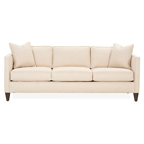 Cecilia Sleeper Sofa, Natural