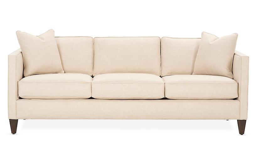 Cecilia Sleeper Sofa, Natural