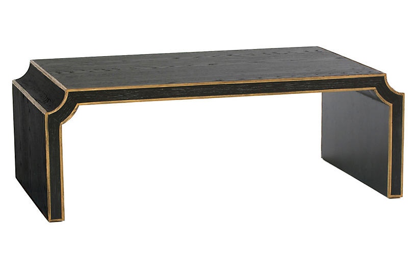 Julian Coffee Table, Black