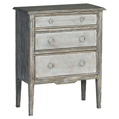 Holly Dresser, Distressed Gray