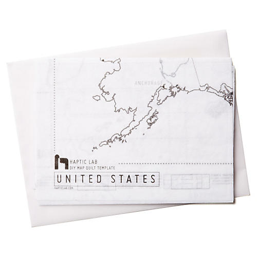 DIY Quilt Kit, USA